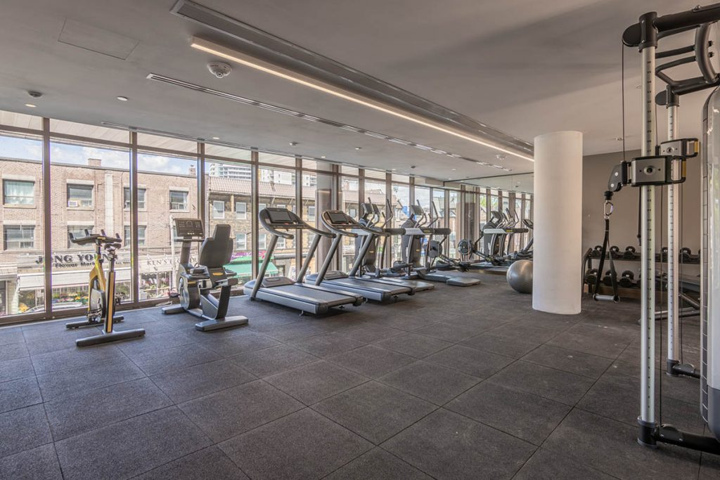 6-Condo amentiy-gym